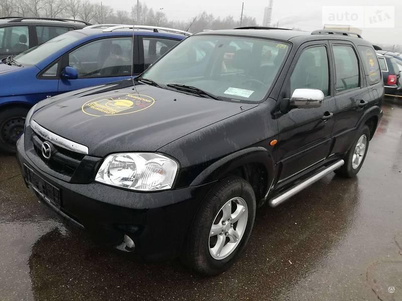 Mazda Tribute 2003 в Львове