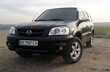 Mazda Tribute 2005 в Хмельницком