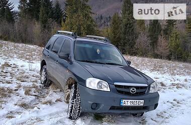 Mazda Tribute 2001 в Ивано-Франковске