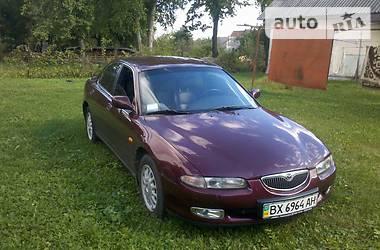 Mazda Xedos 6 1999 в Косове