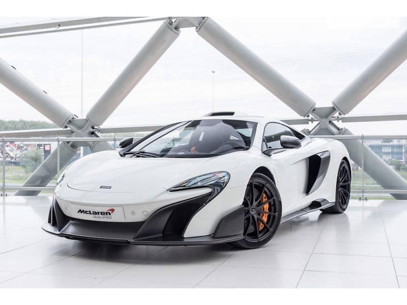 McLaren 675LT 2019 в Киеве