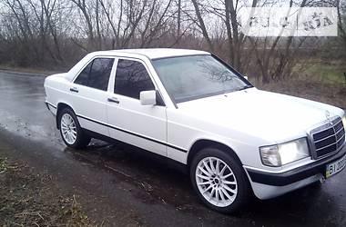 Mercedes-Benz 190 1986 в Полтаве