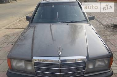 Mercedes-Benz 190 1989 в Луганске