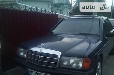 Mercedes-Benz 190 1986 в Житомире