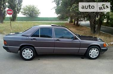 Mercedes-Benz 190 1992 в Черноморске