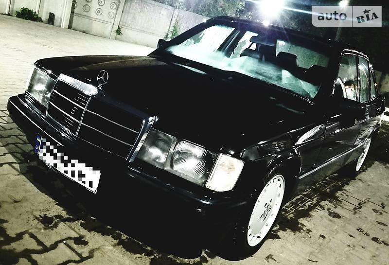 Mercedes 190 1993 года в Сумах