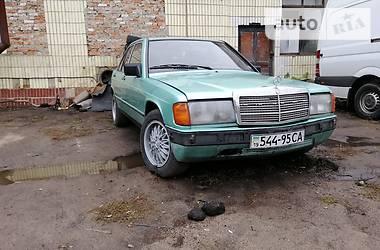 Mercedes-Benz 190 1986 в Сумах