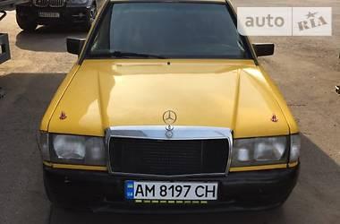 Mercedes-Benz 190 1983 в Виннице