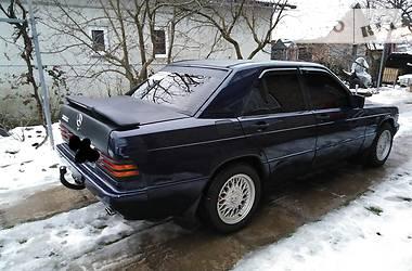 Mercedes-Benz 190 1990 в Ивано-Франковске
