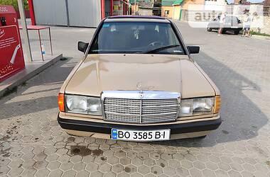 Mercedes-Benz 190 1987 в Кременце