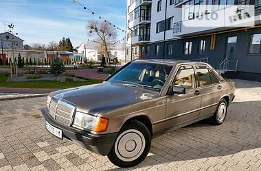 Mercedes-Benz 190 1987 в Львове