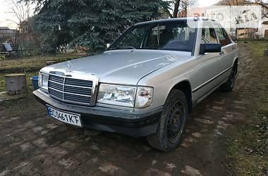 Mercedes-Benz 190 1984 в Дрогобыче