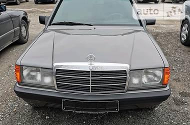 Седан Mercedes-Benz 190 1984 в Днепре