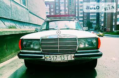Mercedes-Benz 200 1979 в Тернополе