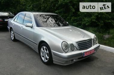 Mercedes-Benz 210 2002 в Виннице