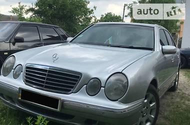 Mercedes-Benz 210 2001 в Трускавце
