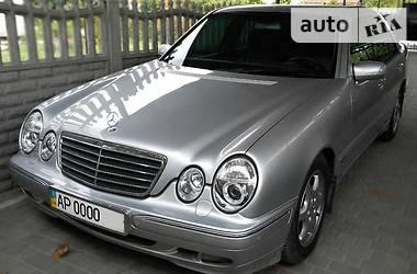 Mercedes-Benz 210 2002 в Запорожье
