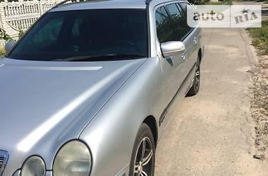 Mercedes-Benz 210 2001 в Хороле