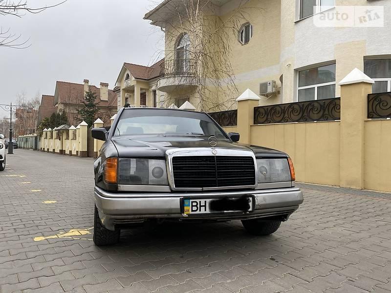 Mercedes-Benz 230 1990 в Одессе