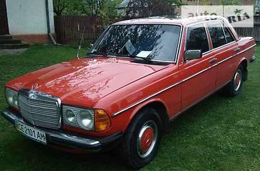 Mercedes-Benz 300 1977 в Черновцах