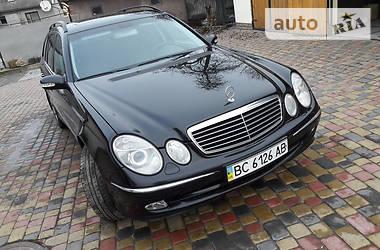 Mercedes-Benz 320 2003 в Червонограде