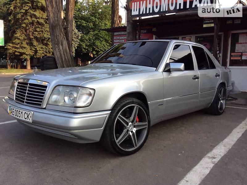 Mercedes-Benz 420 1994 в Днепре