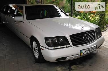 Mercedes-Benz 600 1991 в Сумах