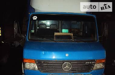 Mercedes-Benz 814 груз. 1997 в Луганске