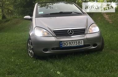 Mercedes-Benz A 140 2000 в Тернополе