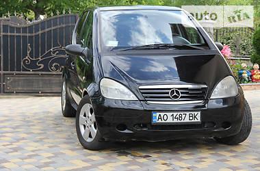 Mercedes-Benz A 140 2000 в Мукачево