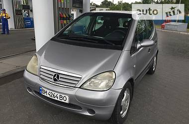 Mercedes-Benz A 140 1999 в Львові