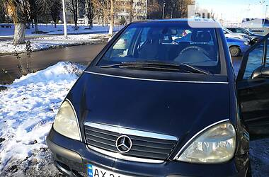 Mercedes-Benz A 140 2002 в Харькове
