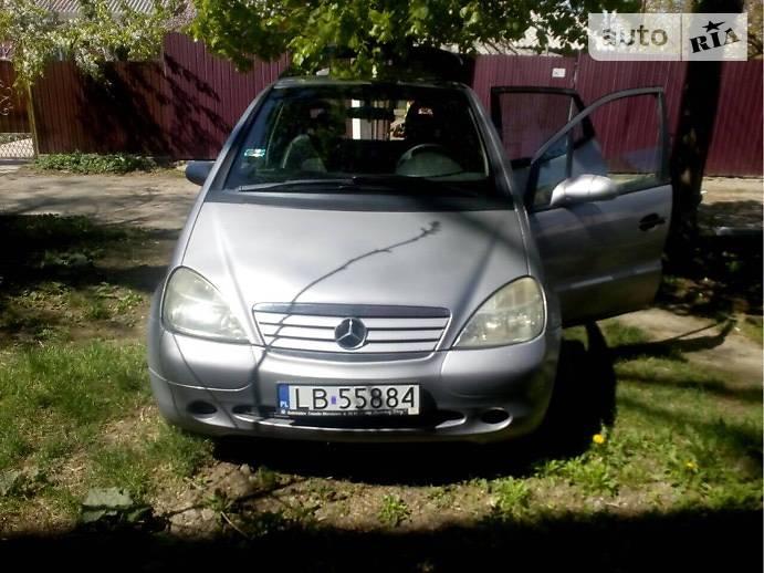 Mercedes-Benz A 160 1999 в Подольске