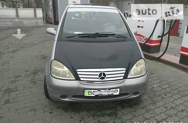 Mercedes-Benz A 160 1997 в Черновцах