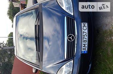 Mercedes-Benz A 160 2001 в Баранівці