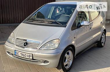 Седан Mercedes-Benz A 160 2003 в Львове