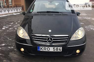 Mercedes-Benz A 170 2004 в Киеве