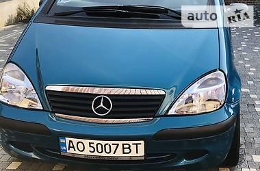 Mercedes-Benz A 170 2001 в Мукачево
