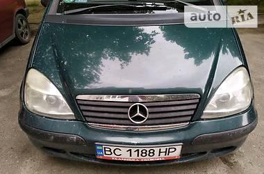 Mercedes-Benz A 170 2002 в Львове