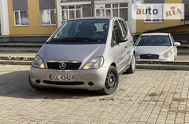 Mercedes-Benz A 170 2001 в Одессе