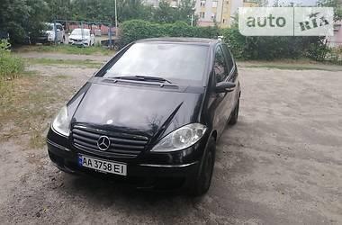 Mercedes-Benz A 180 2005 в Києві