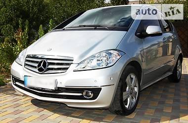 Mercedes-Benz A 180 2010 в Умані