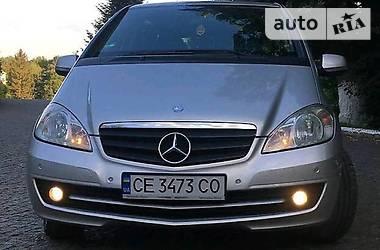 Mercedes-Benz A 180 2010 в Черновцах