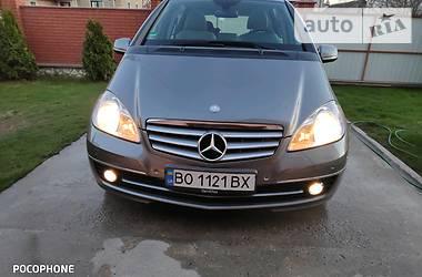 Mercedes-Benz A 200 2011 в Тернополі