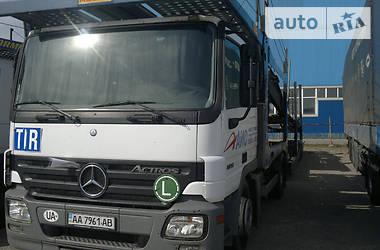 Mercedes-Benz Actros 2005 в Киеве