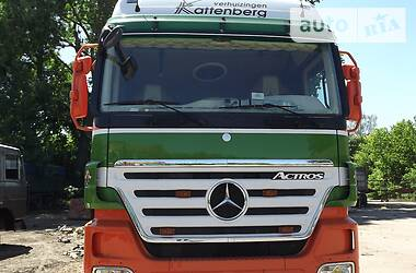 Mercedes-Benz Actros 2008 в Киеве