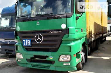 Mercedes-Benz Actros 2006 в Луцке