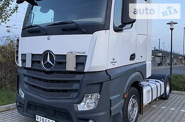 Mercedes-Benz Actros 2014 в Луцке