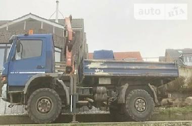 Mercedes-Benz Atego 1017 2000 в Ивано-Франковске