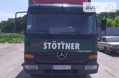 Mercedes-Benz Atego 1229 2004 в Житомире